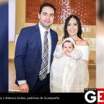 Bautizo Vizcarra - Revista Gente Sinaloa