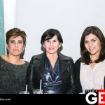 María Laura de Cervantes, Raquel Franco de Bastidas e Irma Canale de Obeso