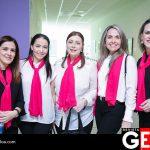 Cecilia Ortiz de Diarte, Karime Scopelitis de Palazuelos, Jenny de Valdez, Gemma de Jackson y Elda Ibarra de López