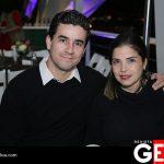 Enrique Mendívil y Adriana Fonseca
