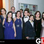 La famillia Del Rincón el la boda de los enamorados