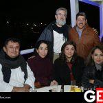 Jesús Velarde, Carlos Barajas, Juan de Dios Reyes, Raquel Arenas, Pily Tafoya y Claudia Aguilar
