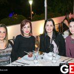 María Olga Pérez de Millán, Clarissa López Pablos, Laura Cañedo y Laura Espinoza