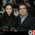 Marcela de Leal y Benito Leal