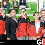 Alessandra Lizárraga, Ciria Urquídez, Ana Sofía Díaz, Carolina Hubbart y Patricia Verdier