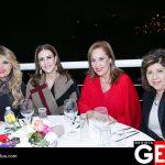 Conny Zazueta, Rosy Ordaz de Coppel, Elisa Palazuelos de Valdés y Silvia Martínez de Palazuelos