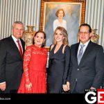 Ricardo Aguirre, Calita Bours de Aguirre, Mónica Ramos de Tamayo y David Tamayo