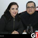 Larisa Alcaráz y Aarón García
