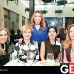Blanca Gaxiola de Akoury, Yoly de Guerrero, Gloria Emma Hansmann, Karla Barraza de Lichter y Margarita Murillo