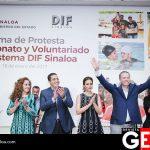 El gobernador de Sinaloa Quirino Ordaz Coppel