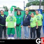 Los organizadores de la Carrera con Corazón Senda