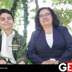 Jesús Salvdor Quintero y Rosalva Honorato del Colegio Culiacán