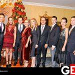 La familia Tamayo Ramos reunida por la felicidad de los novios