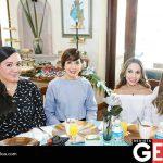 Natalie Bernal, Natalia López, Paulina López y Yuliana Monarrez
