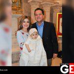 Romina Balderrama y Ramón Ruelas también fungieron como padrinos