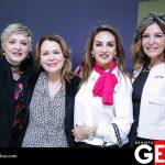 Tita Coppel de Tamayo, Ariatna Gastélum de Prandini, Ana Luisa de Lizárraga y María Dolores Félix de Balderrama