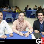 Enrique Corrales, Felipe Peña e Iván Medina