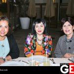 Gloria de Madueño, Conchita Arroyo Malacón y María Armida de Bazúa