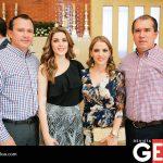 Juan Manuel Coronel Patiño, Cibelle Adriana Castillo, Roxana Orozco y José Carlos Coronel Patiño