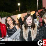 Karla Barraza de Lichter, Mónica Salinas de De Doig, Roxana Valenzuela de Barraza y Patricia de Zazueta