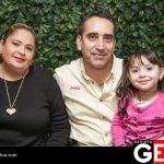 Alma Ochoa, Alfredo González y Kimberly Anahí González