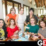 Aracely Amézquita, Beatriz de Espinoza, Anita Cabanillas, Maribel de Gallardo, Olga de Castro, Lorena de Gallardo y Silvia de Palazuelos