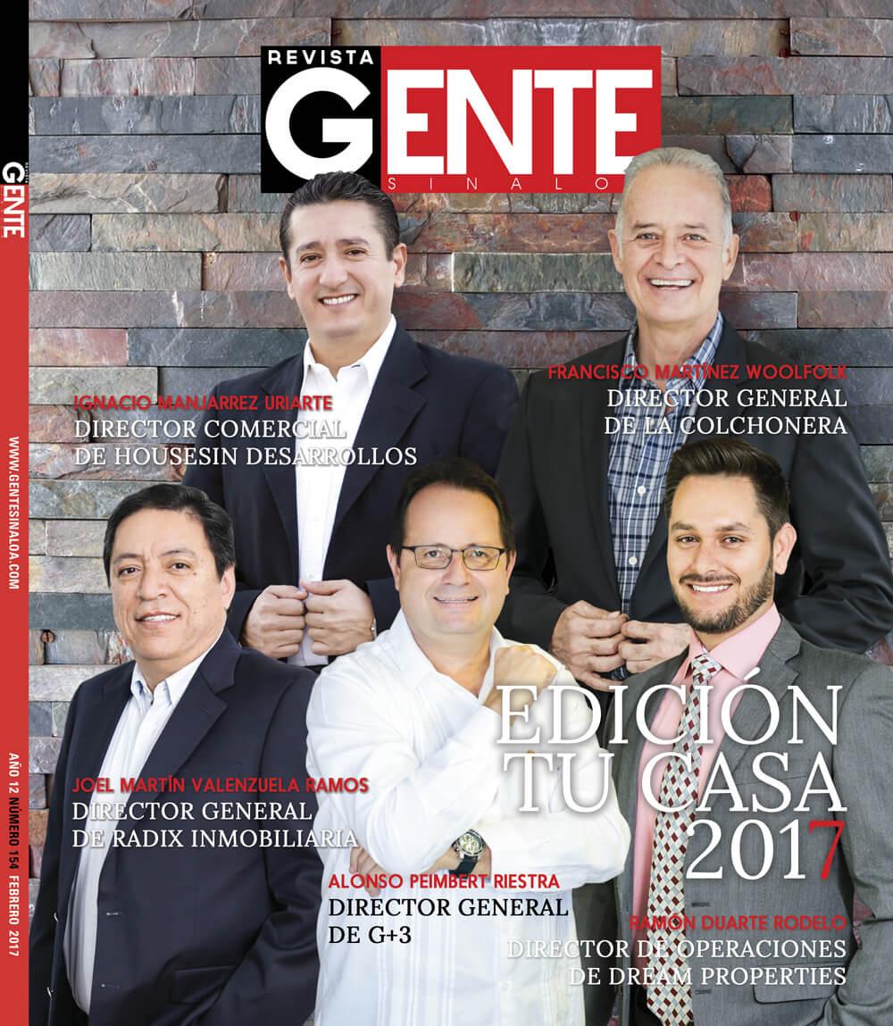 Revista Gente Sinaloa - Febrero 2017