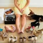 5 tips para guardar los zapatos