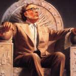 Isaac Asimov, centenario del legendario autor que inspiró a la robótica