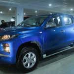 Presentan nuevo y espectacular Mitsubishi L200
