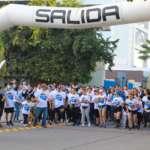 Gran éxito en primer carrera con causa de la Universidad de San Miguel