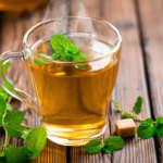 Beneficios y poderes nutricionales del té de menta