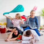 4 útiles técnicas de relajación para padres en apuros