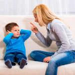 ¿Por qué los gritos no sirven para educar a los niños?