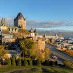 Viajando por Quebec, Canadá