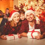 ¿Por qué la Navidad mejora la salud de los padres?