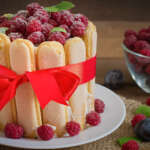 Deliciosa tarta navideña