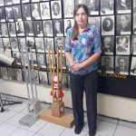 Ella eligió Sinaloa, Tatiana Kokina, responsable del Centro de Astronomía de la Universidad Autónoma de Sinaloa a 12.400 km de su patria