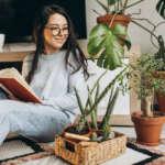 Por qué tener plantas en casa ayuda en caso de confinamiento