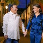 Felipe Silva & Karen Osuna, una pareja llena de amor