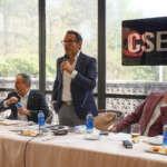 Luis Osuna Vidaurri, nuevo presidente del CSE