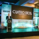Presentan el proyecto Cuatro Ríos