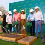 Siembran primera piedra de Ceiba Residencial