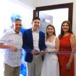 Inauguran consultorio de Oftalmología en Marina Medics