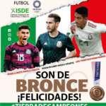 Sinaloa tiene medallistas en Tokio 2020 con la selección de fútbol