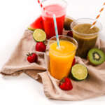5 bebidas tonificantes para refrescarte este verano