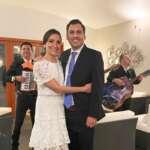 Formalizan su compromiso  María Fadl Villalobos & David Vargas Maza