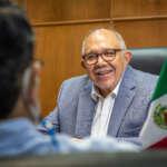 NUNCA PASÓ POR MI MENTE SER PRESIDENTE MUNICIPAL: LUIS GUILLERMO BENITEZ TORRES